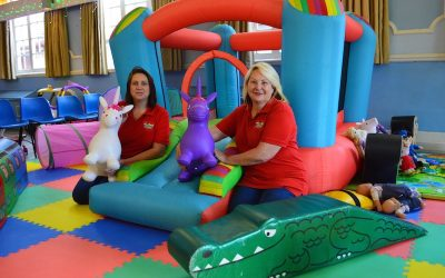 Soft Play Adventures for Under 5s – CANCELLED
