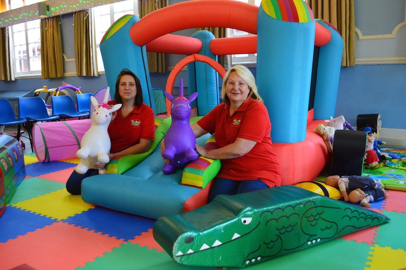 Soft Play Adventures for Under 5s